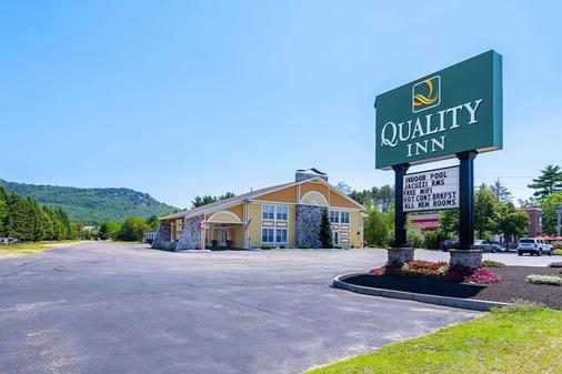 Quality Inn - North Conway - Gebäude