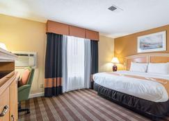 品質酒店 - 北康威 - 北康威 - 臥室