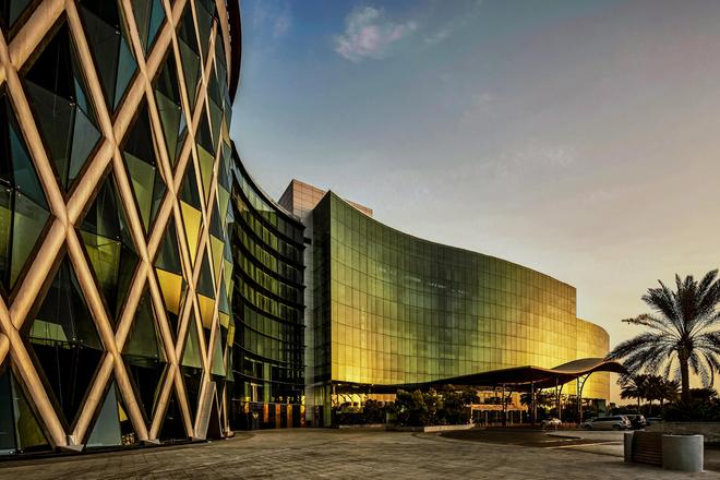 The Meydan Hotel - Dubai - Building
