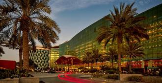 The Meydan Hotel - Dubai - Edificio