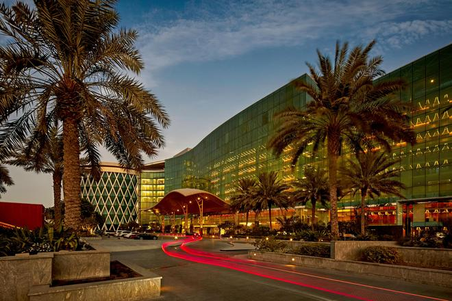 The Meydan Hotel - Dubai - Building