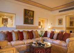Taj Lake Palace Udaipur - Udaipur - Living room