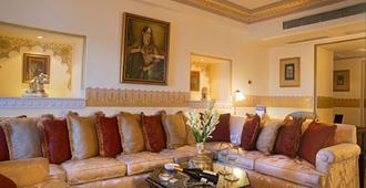Taj Lake Palace - Udaipur - Living room