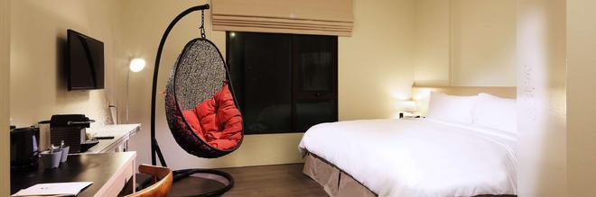樟宜灣酒店 - 新加坡 - 臥室