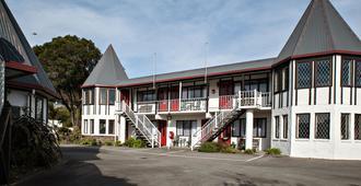 Castles Motel - Nelson - Bygning