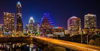 Holiday Inn Austin Midtown - Austin - Outdoor view