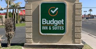 Budget Inn and Suites El Centro - El Centro - Outdoors view