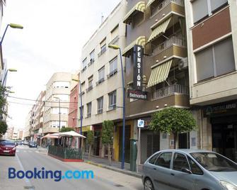 Pensión Belmonte II - Benicarló - Edificio