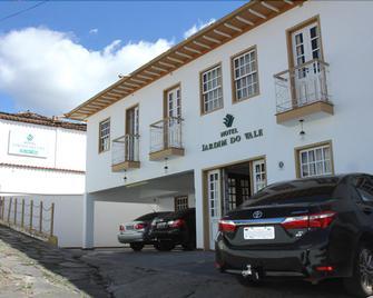 Hotel Jardim do Vale - Diamantina - Edifício