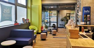ibis budget Tours Centre Gare - Tours - Lounge