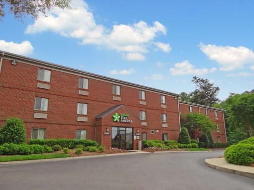 Extended Stay America - Raleigh - Research Triangle Park - Hwy 54 - Durham - Building