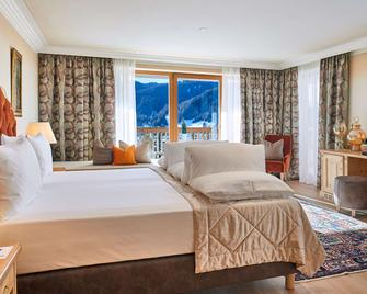 Hotel Sassongher - Corvara in Badia - Dormitor