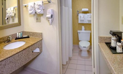 Midpointe Hotel By Rosen Hotels & Resorts - Orlando - Baño