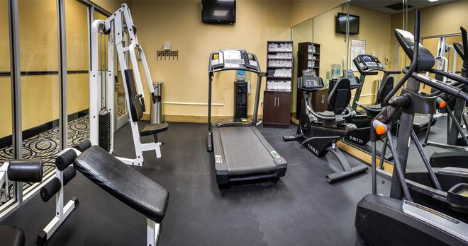 Midpointe Hotel By Rosen Hotels & Resorts - Orlando - Gym
