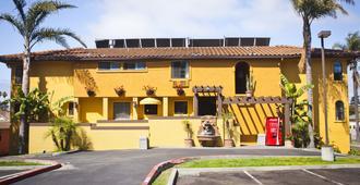 Pacific Inn Santa Cruz - Santa Cruz - Building
