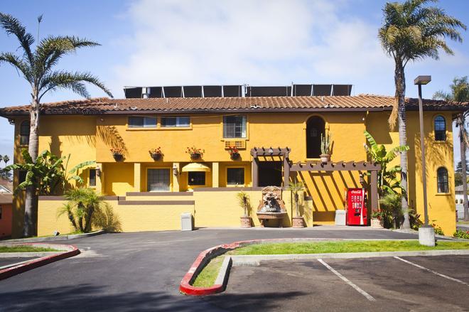 聖克魯什太平洋酒店 - 聖塔克魯茲 - 聖克魯茲 - 建築