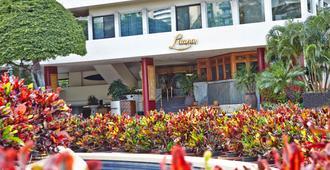 Luana Waikiki Hotel & Suites - Honolulu - Utsikt