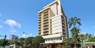 Luana Waikiki Hotel & Suites - Honolulu - Bygning