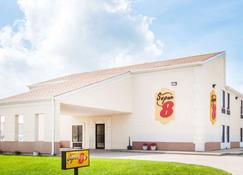 Super 8 by Wyndham Lincoln - Lincoln - Building