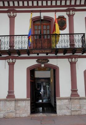 Casa Ordoñez - Cuenca - Bâtiment