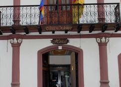 Casa Ordoñez - Cuenca - Rakennus