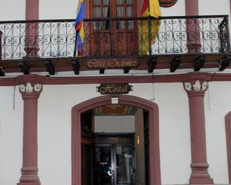 Casa Ordoñez - Cuenca - Edificio