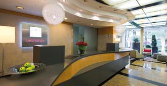 Leonardo Hotel Munich Arabellapark - מינכן - דלפק קבלה