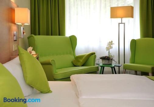 Parkhotel Forsthaus - Tharandt - Bedroom