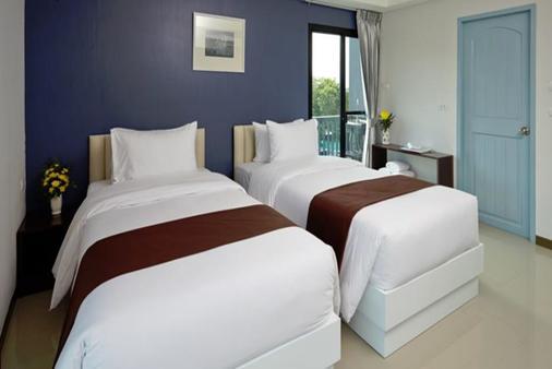 Casa Residence Hotel - Bangkok - Makuuhuone