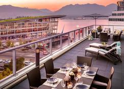 Fairmont Waterfront - Vancouver - Balkon