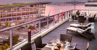 費爾蒙特海濱酒店 - 溫哥華 - 陽台