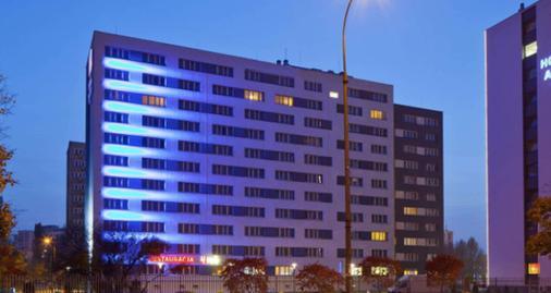 Best Western Hotel Portos - Warszawa - Budynek