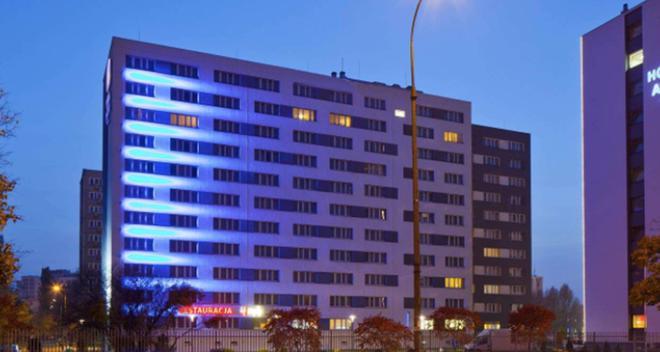 Best Western Hotel Portos - Warsaw - Building
