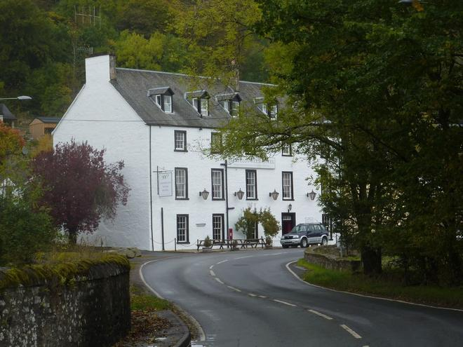 The Weem Inn - Aberfeldy - Edificio