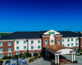 Holiday Inn Express & Suites Pampa - Pampa - Gebäude