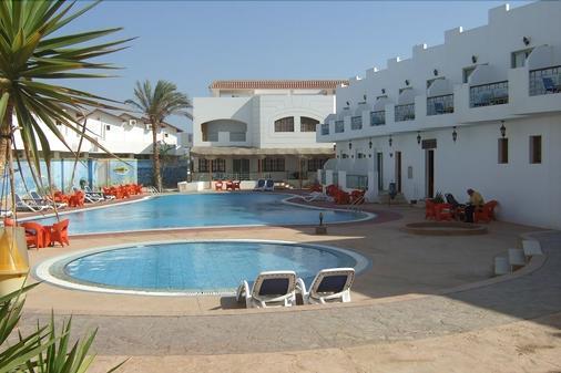 Ganet Sinai Resort - Dahab - Bể bơi