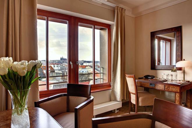 Majestic Plaza Hotel Prague - Πράγα - Σαλόνι