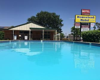 Homestead Motel - Dubbo - Πισίνα