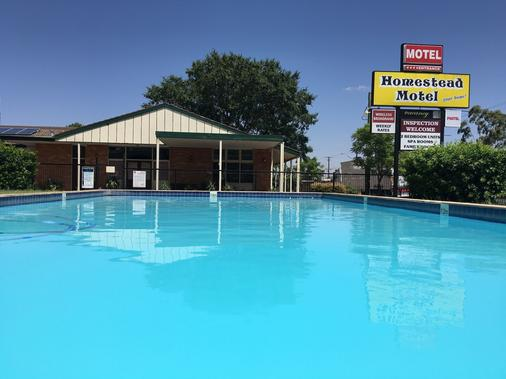 Homestead Motel - Dubbo - Uima-allas