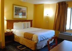 Americas Best Value Inn Addison Dallas - Addison - Bedroom
