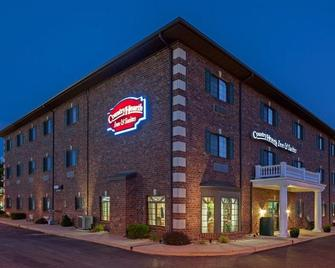 Country Hearth Inn & Suites Edwardsville St. Louis - Edwardsville - Building
