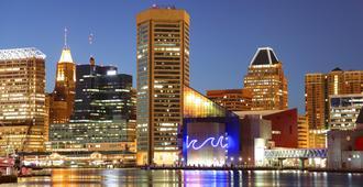 Kimpton Hotel Monaco Baltimore Inner Harbor - Baltimore - Cảnh ngoài trời