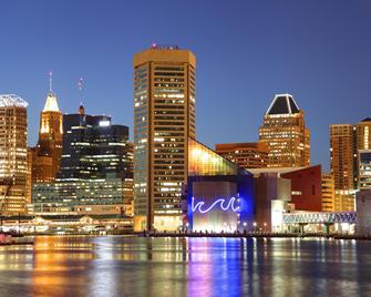 Kimpton Hotel Monaco Baltimore Inner Harbor - Baltimore - Priveliște în exterior