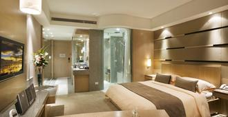 Juss Hengshan Hotel (Regal International East Asia Hotel) - שנחאי - חדר שינה