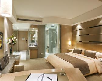 Juss Hengshan Hotel - Sjanghai - Slaapkamer