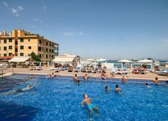 Hotel Amic Horizonte - ปาลมา มายอร์กา - สระว่ายน้ำ
