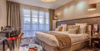 La Cour des Consuls Hotel & Spa Toulouse-MGallery - Toulouse - Soveværelse