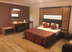 Ulasan Hotel - Gölbaşi (Ankara) - חדר שינה