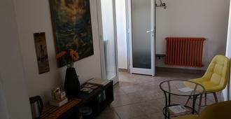 La Terrazza - Alghero - Living room