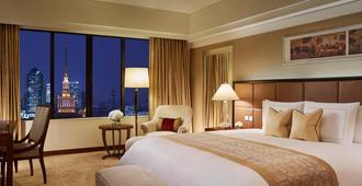 The Portman Ritz-Carlton Shanghai - שנחאי - חדר שינה
